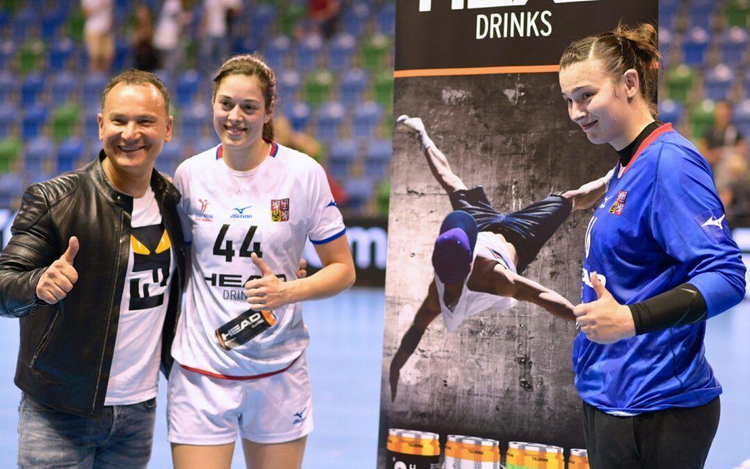 Ostravar Arena handball event