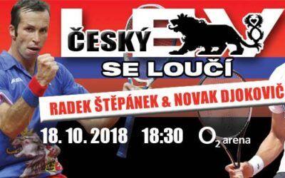 Český Lev se loučí