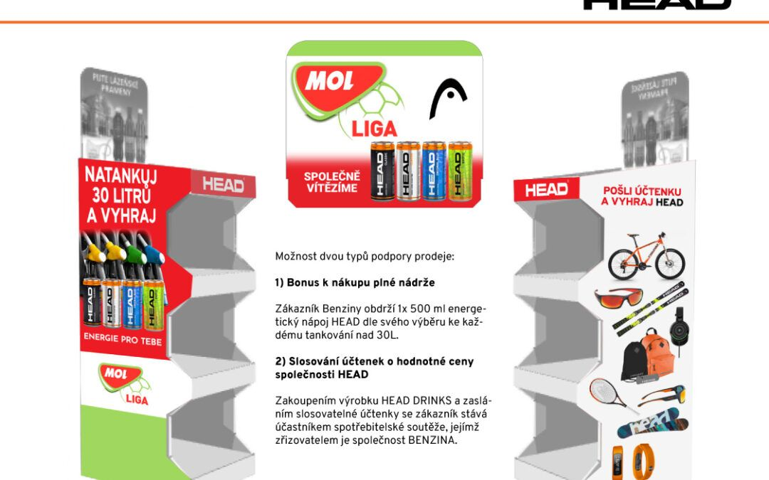 POS for MOL petrol station consumer competition